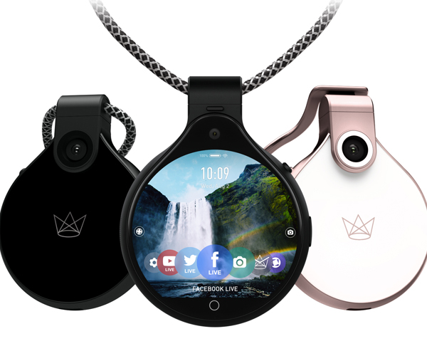 FrontRow Wearable Camera