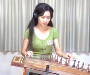 Gayageum of Thrones