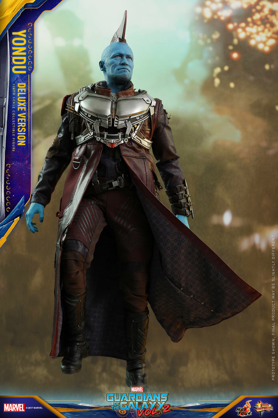 Hot Toys Yondu Deluxe Action Figure