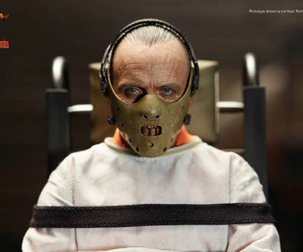 Blitzway Hannibal Lecter Action Figures