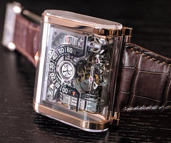 Dual-Axis Tourbillon Watch