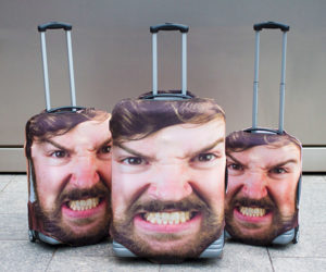 Head Case Suitcase Covers