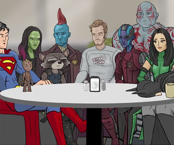 HISHE: Guardians of the Galaxy Vol. 2