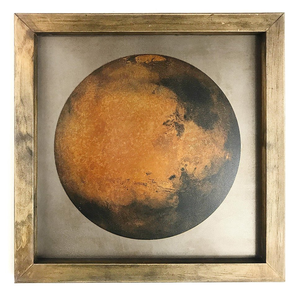 How to Make a Print of Mars with Rust