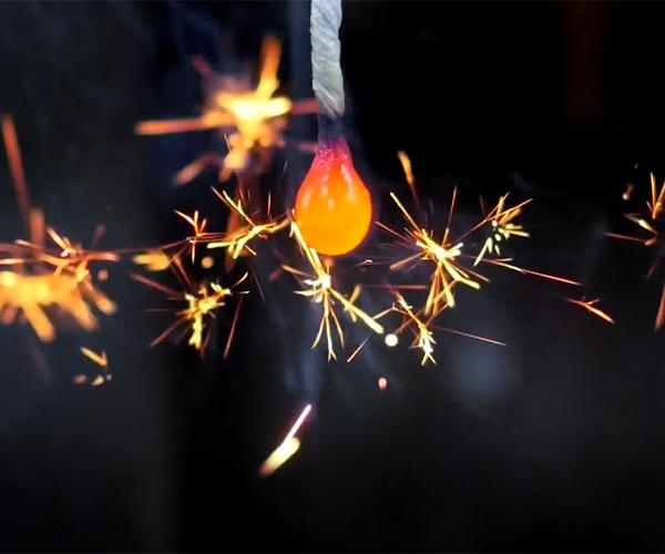 How to Make Senko Hanabi Sparklers