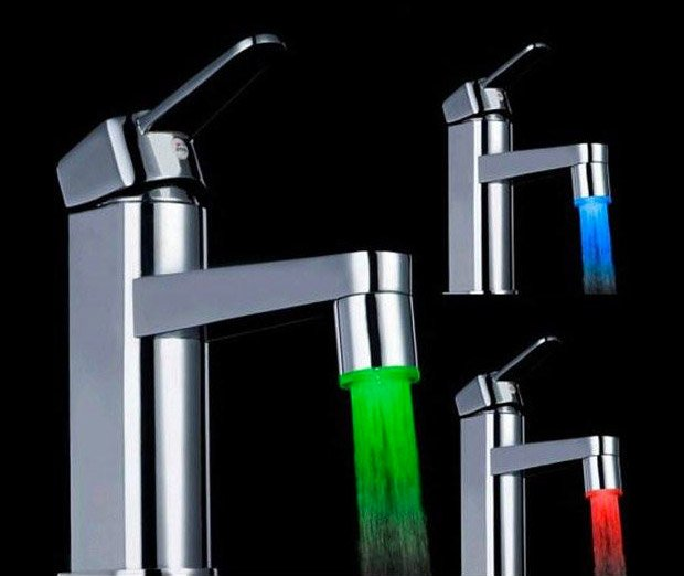 Deal: IllumiSink Faucet Light