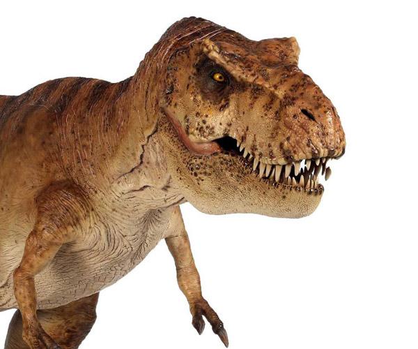 Jurassic Park Female T-Rex Statue