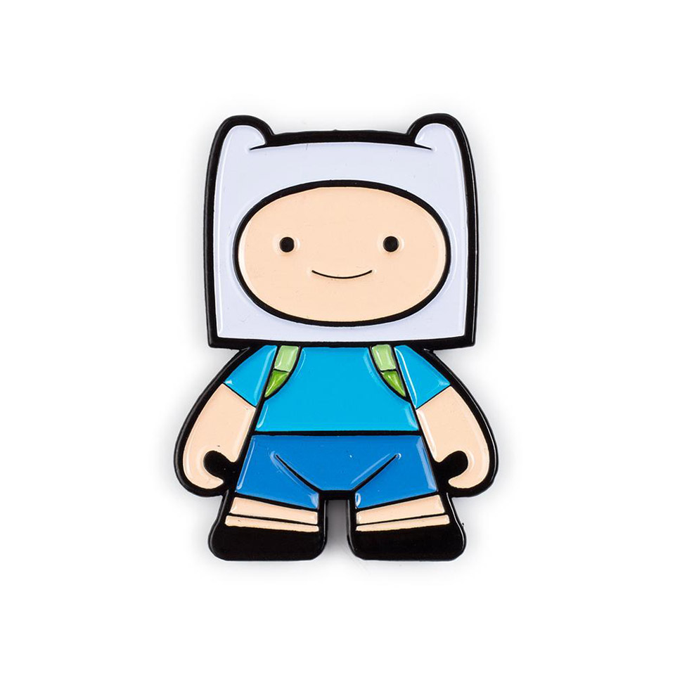 Kidrobot Adventure Time Pins