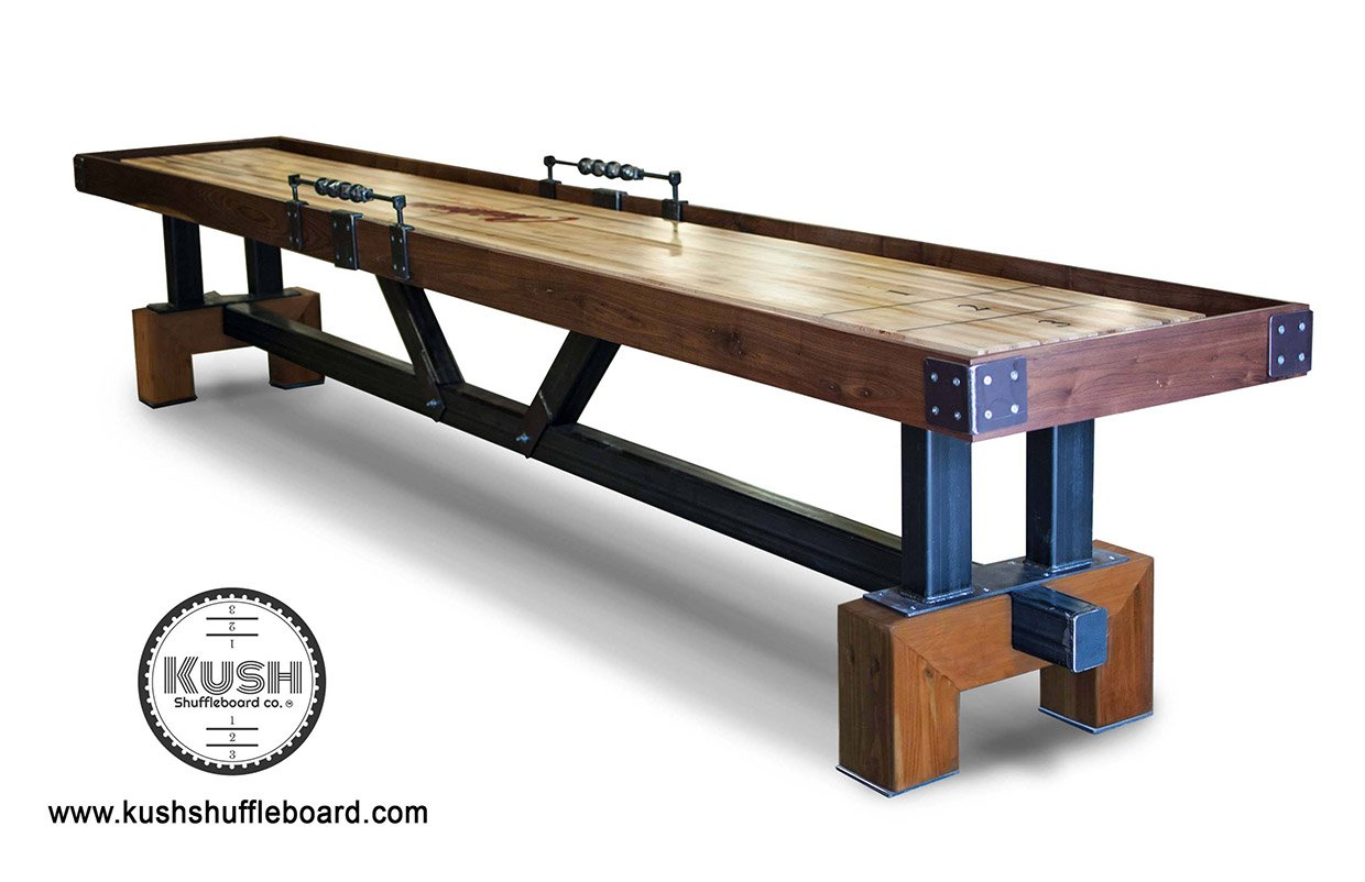 Kush Shuffleboard Tables