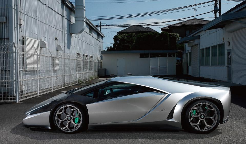 Lamborghini Kode 0 Supercar