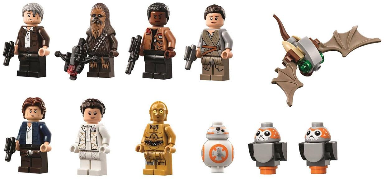 LEGO UCS Millennium Falcon 2017