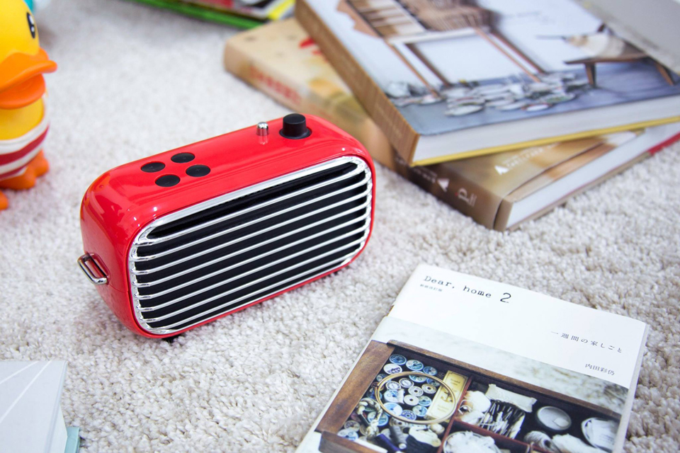 Lofree Poison Retro Bluetooth Speaker