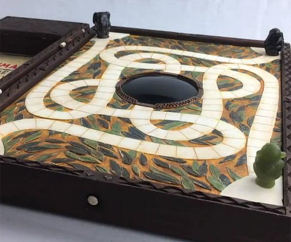 Making a Jumanji Board
