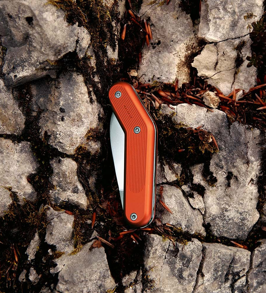 Malvaux Number 1 Pocket Knife