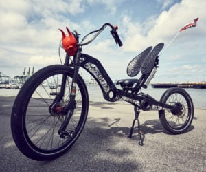 MC2 Chopper Electric Bicycle