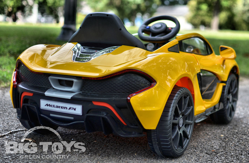 McLaren P1 Ride on RC Car