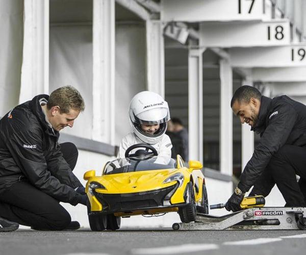 McLaren P1 Ride on RC Car
