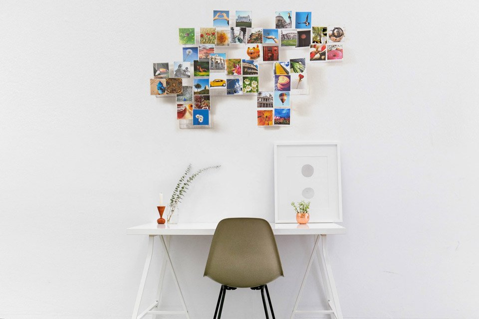 MemoryWall Interactive Picture Frame