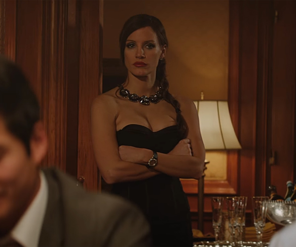 Molly's Game (Trailer)