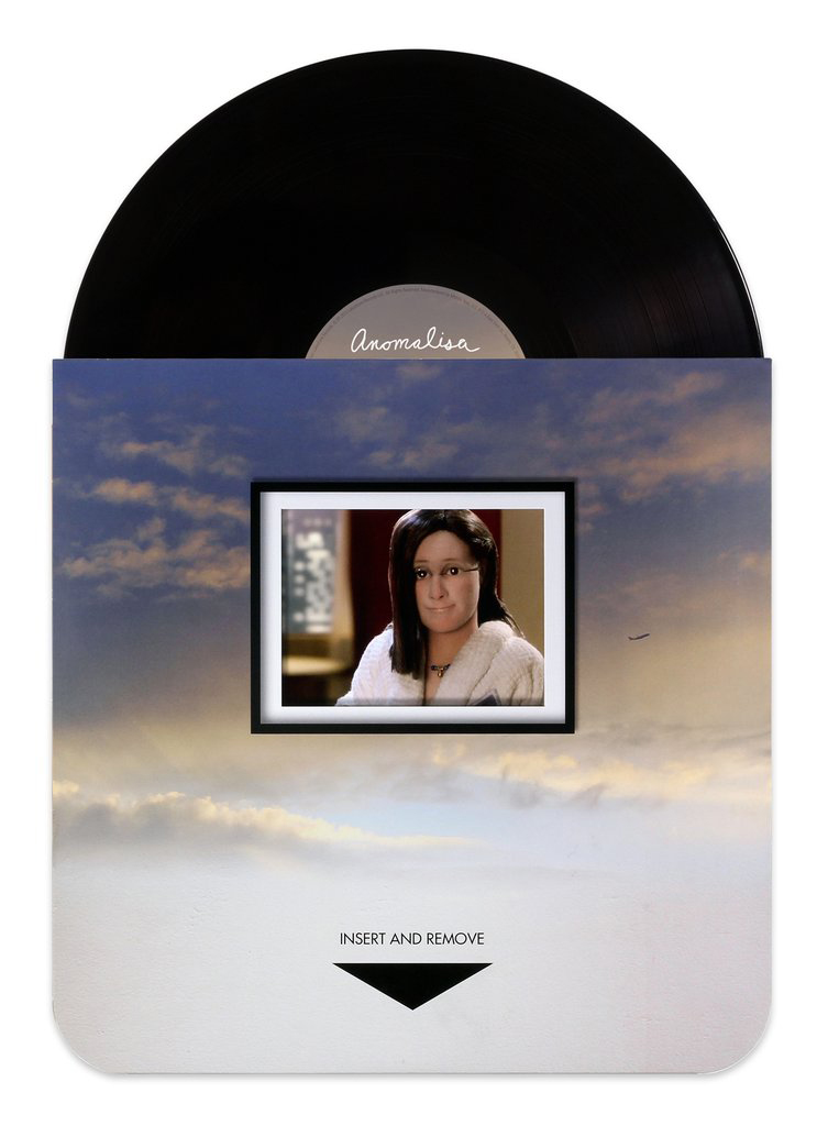 Mondo Anomalisa Soundtrack LP
