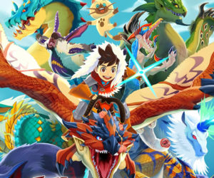 Monster Hunter Stories (Trailer)