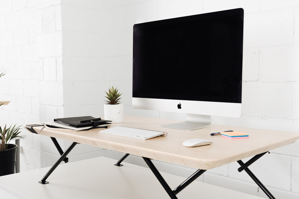 Movi Electronic Standing Desk Add On