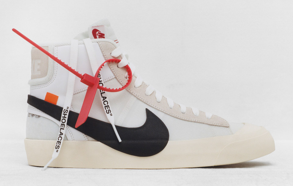 Nike x Virgil Abloh: The Ten