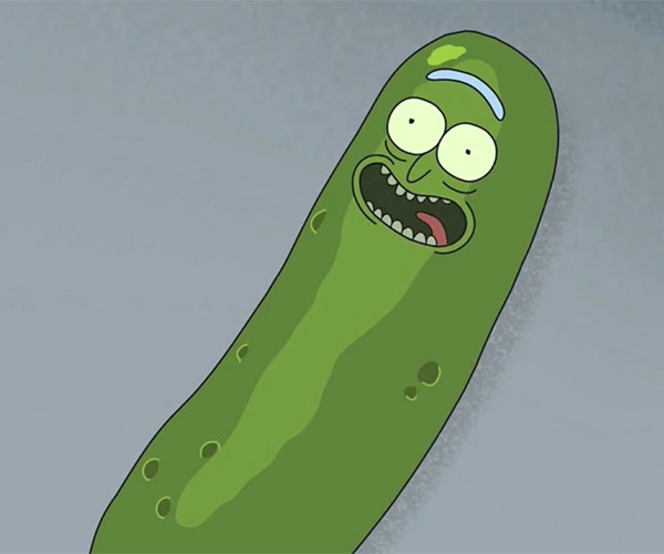 Pickle Rick Remix