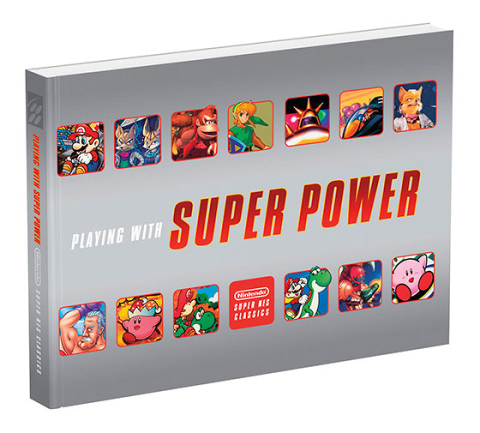 Playing with Super Power SNES Book