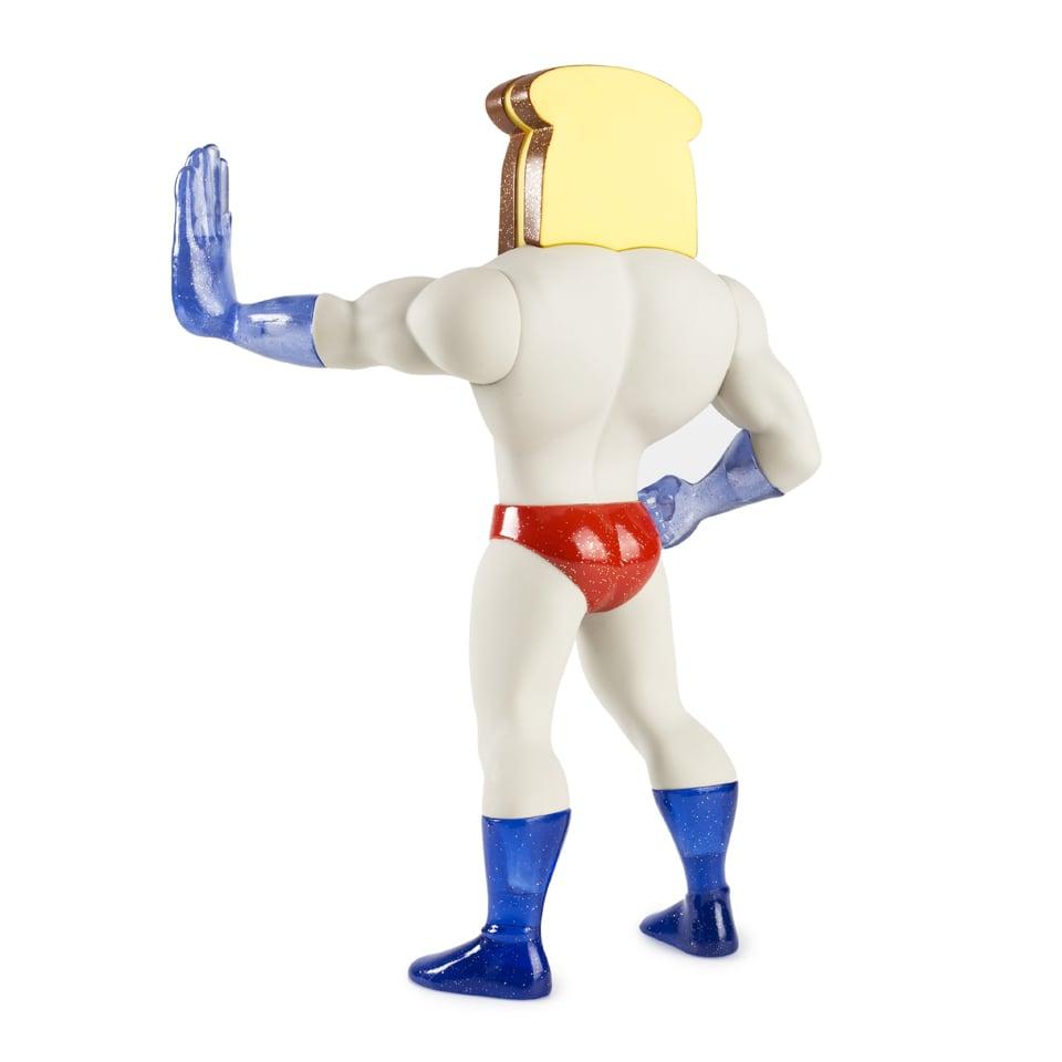 Kidrobot Powdered Toast Man Figure