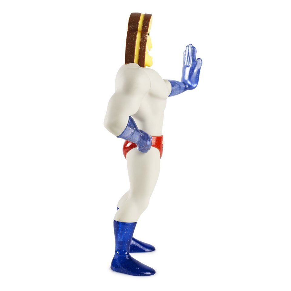 Kidrobot Powdered Toast Man Figure