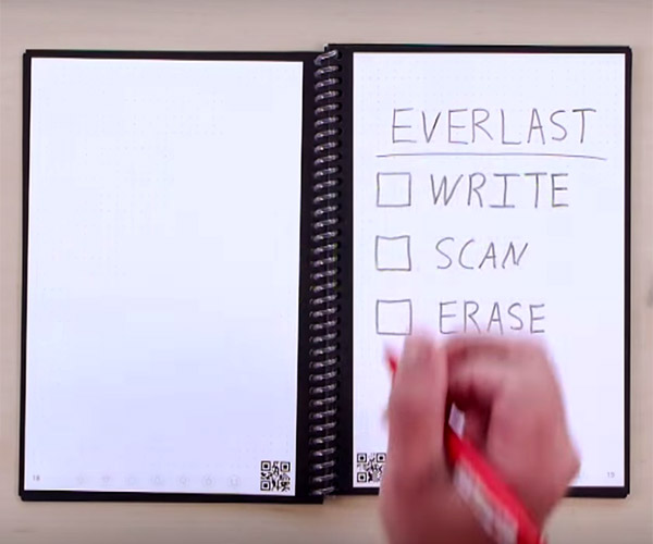 Deal: Everlast Reusable Notebook