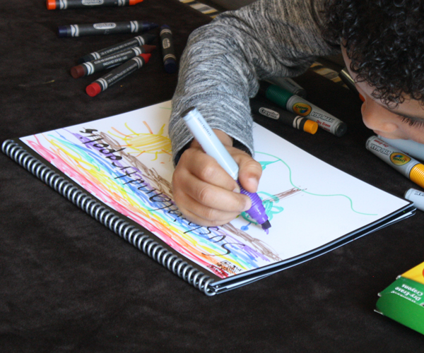 Rocketbook Reusable Coloring Book