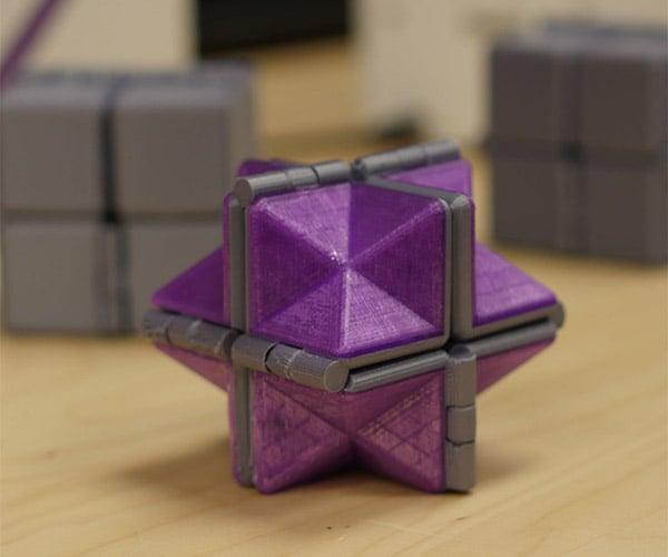 Single Print Yoshimoto Cube
