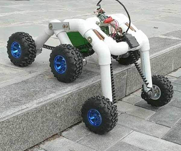 how to build a homemade mars rover