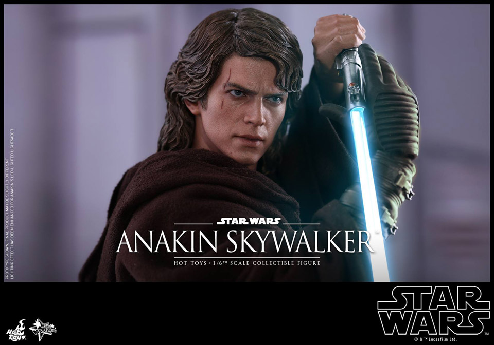 Star Wars 3 Anakin Action Figure