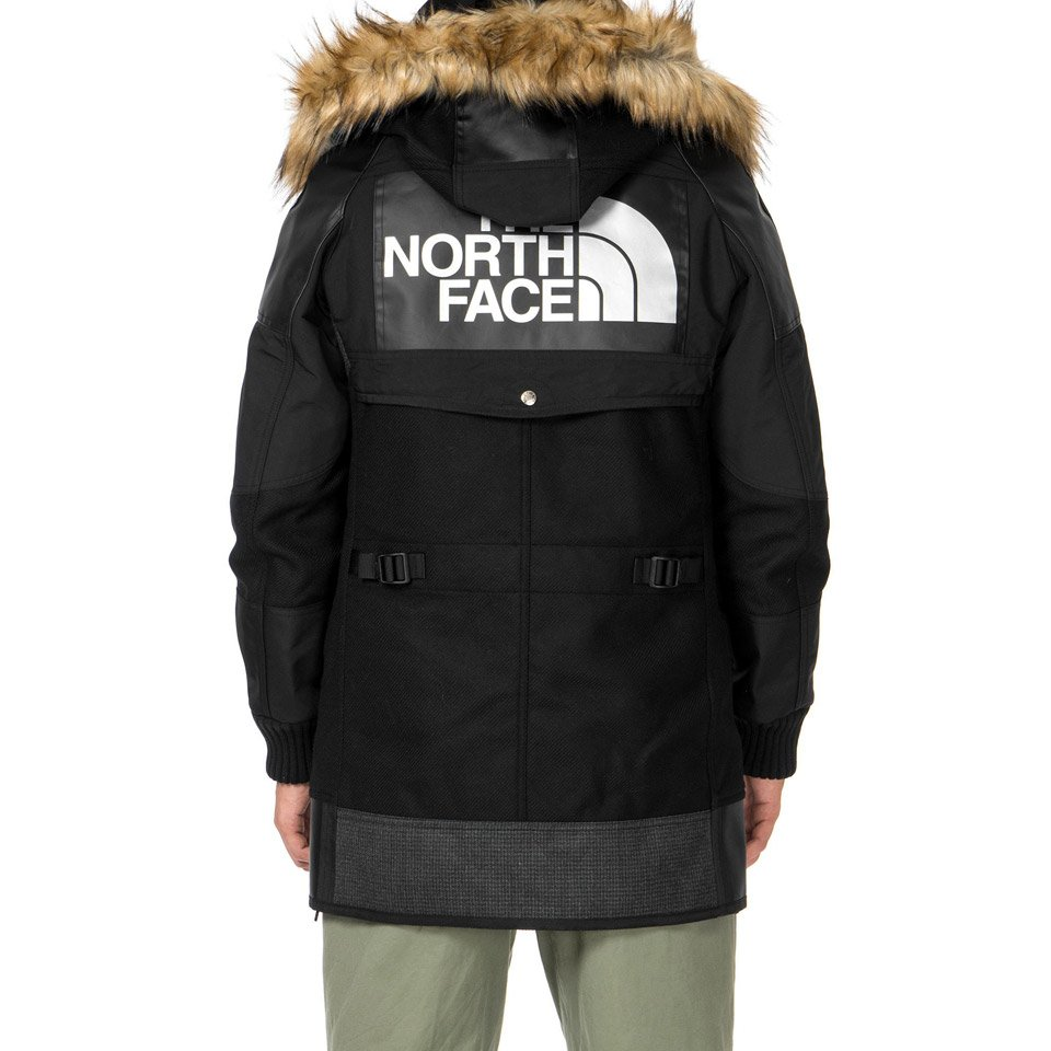 Junya Watanabe S The North Face Outerwear Features Duffle