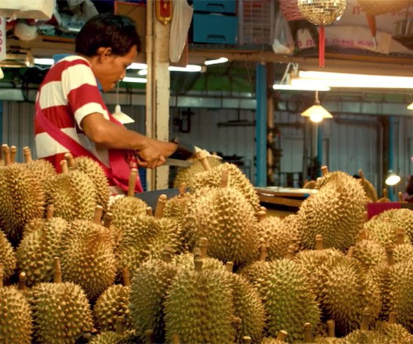 The Smell of Durian