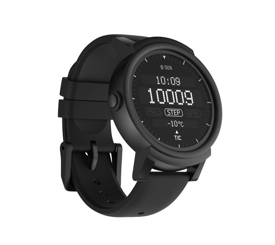 Ticwatch S & E Smartwatches
