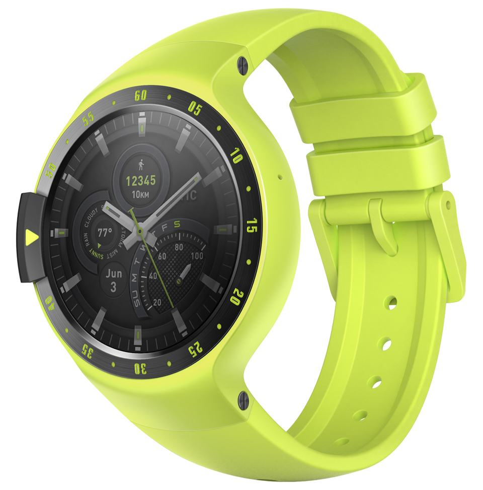 Ticwatch S & E Smartwatches
