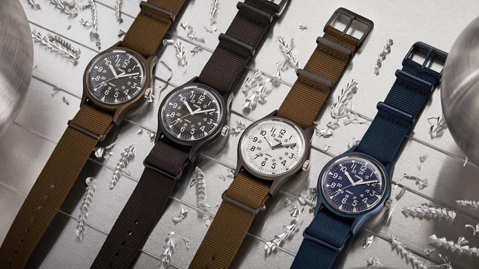 Timex MK1 Aluminum Watch