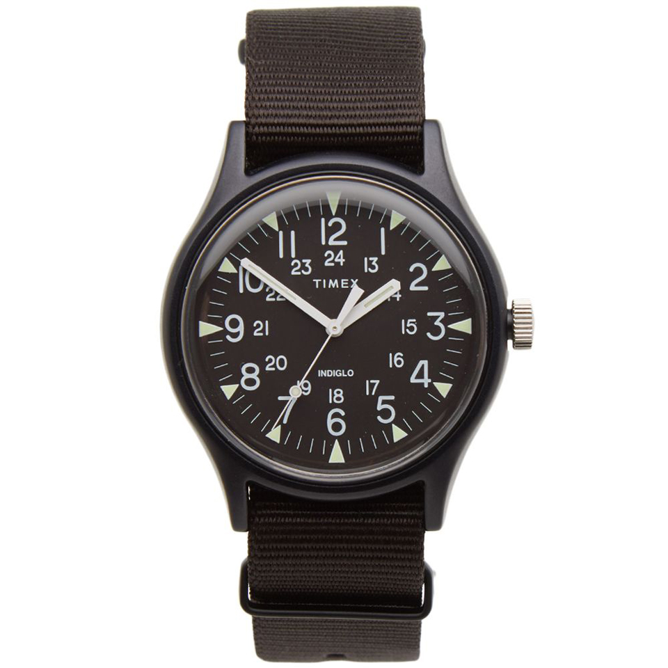 how to set the date on a timex expedition watch