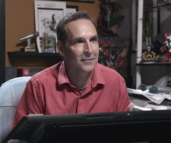 Todd McFarlane: Business Serving Art