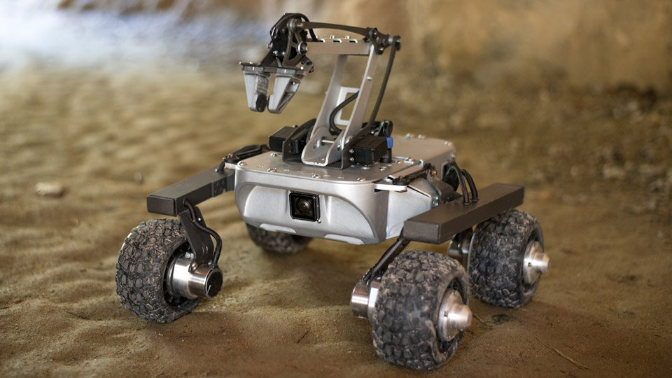 Turtle Rover Modular RC Car