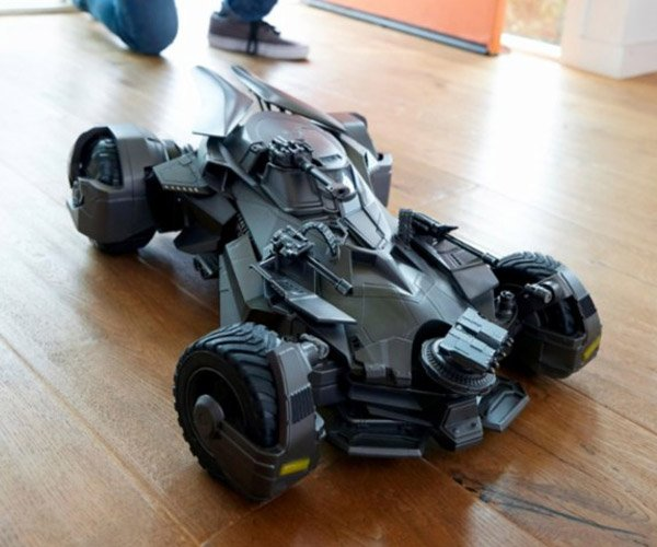 Ultimate Justice League Batmobile