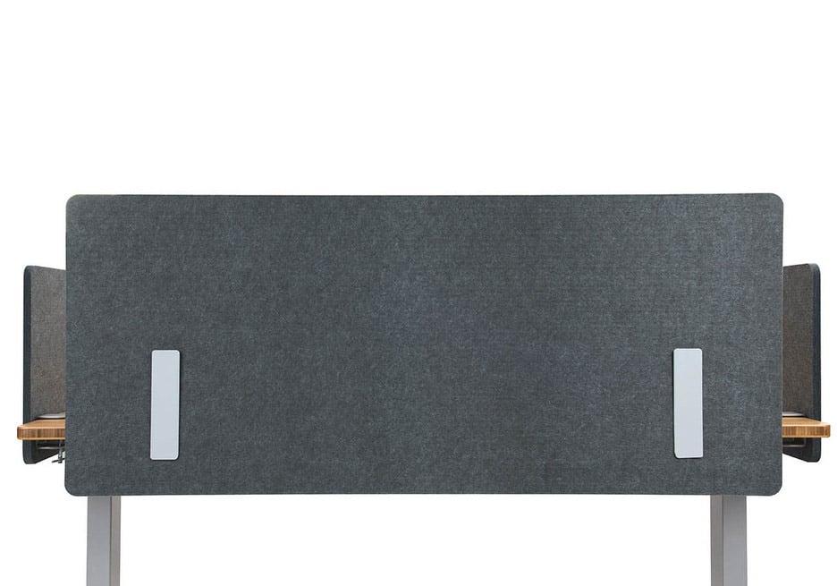 Uplift Acoustic Privacy Desk Panels