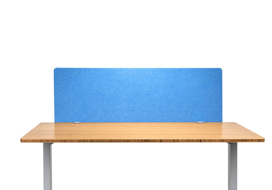 Uplift Acoustic Privacy Desk Panels