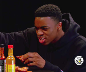 Vince Staples vs. Hot Wings