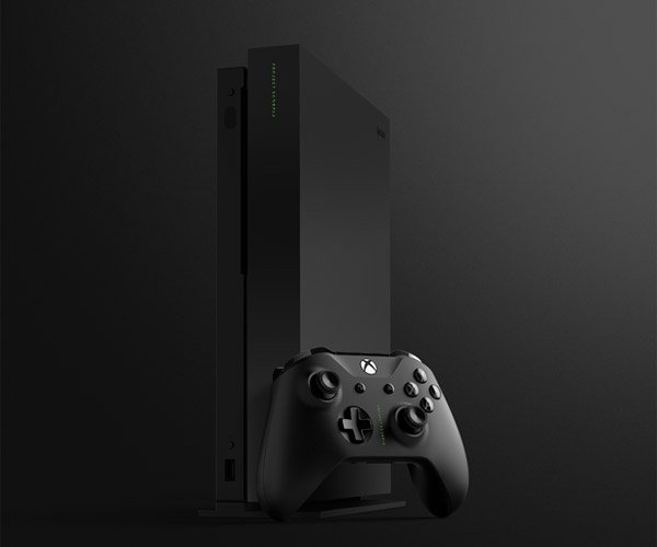 Xbox One X Project Scorpio Edition