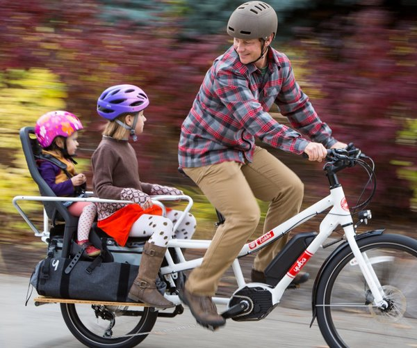 Yuba Spicy Curry Bosch eBike